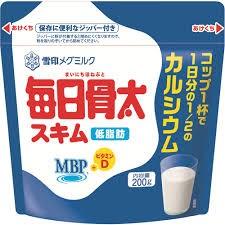 Mainichi honebuto Bổ sung canxi chữa bệnh loãng xương.